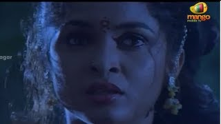 Ponnambalam & his friends trying to Abduct Ramya Krishna | Sri Raja Rajeswari Movie Scenes