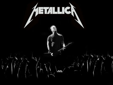 METALLICA MEGA Songs Compilation MIX (Riffs/Solos) *60 min*