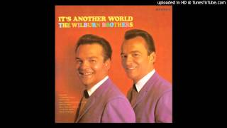Watch Wilburn Brothers If I Had Yesterday Over Again video