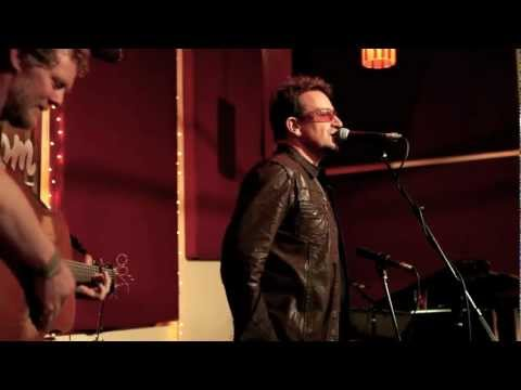 Bono &amp; Glen Hansard - The Auld Triangle - HD