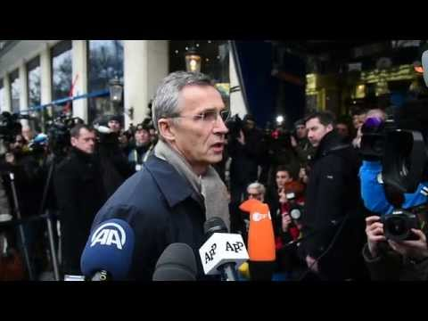 NATO Secretary General doorstep statement prior to Munich Security Conference, 06 FEB 2015