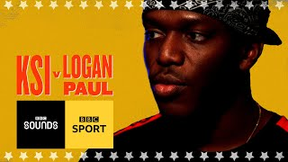 I don't let him into my head - KSI on Logan Paul | BBC Sport
