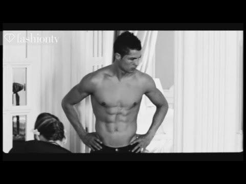 Cristiano Ronaldo for Armani Jeans - Campaign Photographed by Johan Renck | FashionTV FMEN
