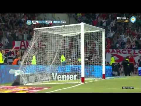 River 1 - 1 Arsenal | Fecha 9 ~ Torneo Final 2013
