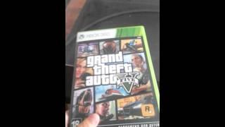 Игра GTA 5 на xbox 360 + КОНКУРС