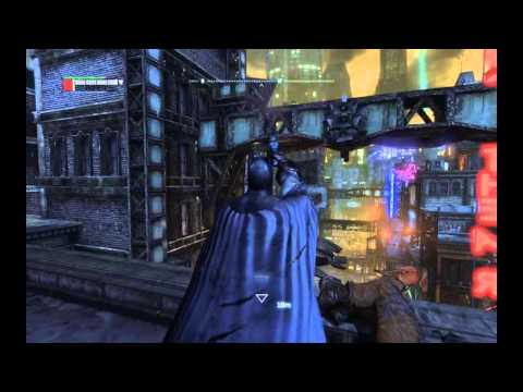 Batman Arkham City Playthrough Episode 27-Clayface!