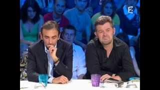 Hervé Morin - On n'est pas couché 3 novembre 2007 #ONPC