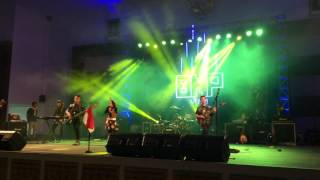 MASTERPIECE BAND SURABAYA- Indonesia Pusaka cover rock