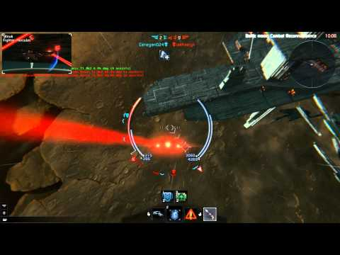 Star Conflict - Space: Fighter Mission 1