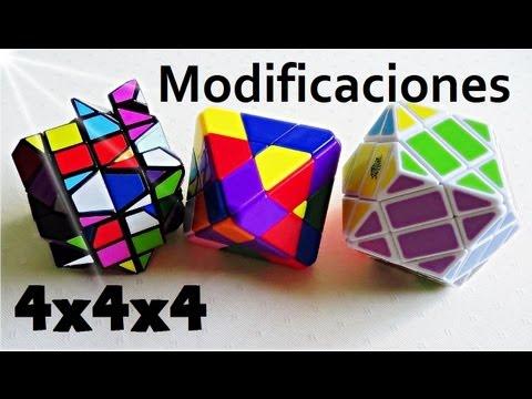 Modificaciones 4x4x4