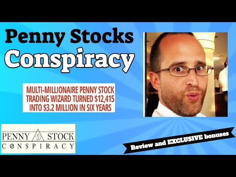 Penny Stock Conspiracy Review with Timothy Sykes