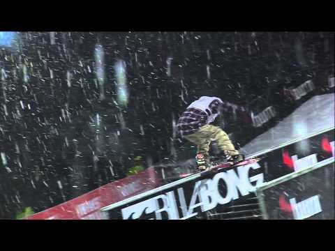 Eric Willett -  Frontside 1080 Mute at Billabong Air & Style Innsbruck 2013 - Round 3
