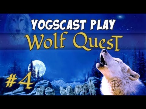 Wolf Quest Part 4 - Puppy Love