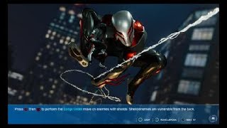 SPIDER MAN 2099 SAVES MARY JANE FROM DEMONS Marvel's Spider-Man PS4