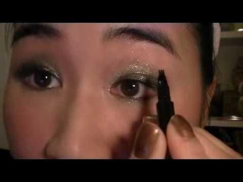 Makeup Secret KATE eyeliner 三叉眼線筆示範 個人化妝教學