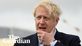 Boris Johnson delivers speech in Rotherham - as it happened