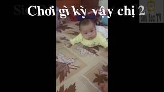 khoảnh khắc hài hước với bé Funny Kids - My funny daughter | Music Tik tok