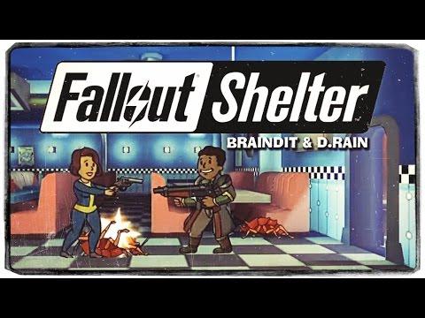 Fallout Shelter: Обзор моего убежища