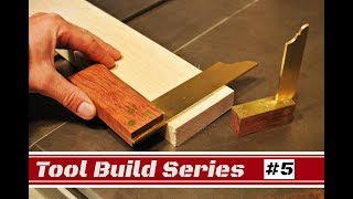 Homemade: The Try Square for woodworking layout