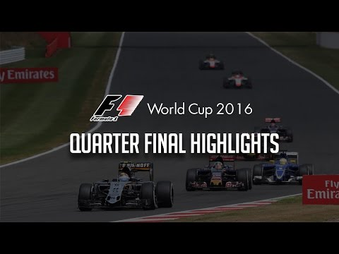 F1 World Cup | Quarter Final Highlights
