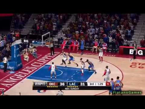 NBA Playoffs - Oklahoma City Thunder vs Los Angeles Clippers - Game 6 - 2nd Half - Live 14 - HD