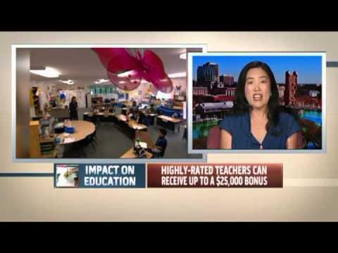 MSNBC Michelle Rhee: Study shows 'Impact' improves teacher performance 10/23/2013