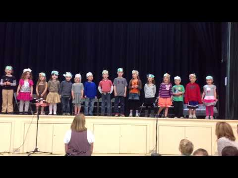 "The Porchistas ""Hope for The Flowers"" performed by the kids at The Pennfield School"