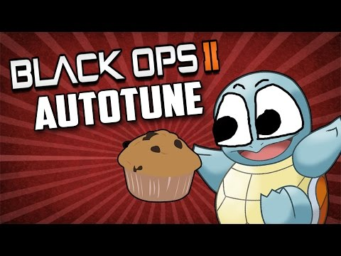 Black Ops 2 Auto-tuning - Muffin Song! video