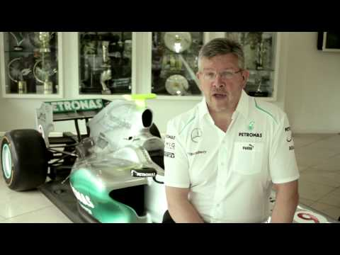 Ross Brawn talks about new Amersham & Wycombe College/ SKIDZ initiative