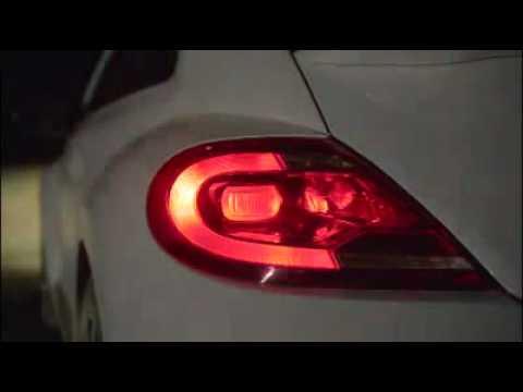 Volkswagen Beetle 2012, первое официальное промо