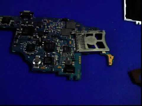 psp slim blacklight fuse fix 0001
