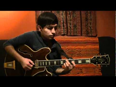 Imagination - Jazz Guitar Sandro Razciel