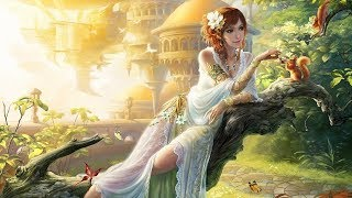 Relaxing Celtic Music - Beautiful Magical World | Sleep Music, Study Music