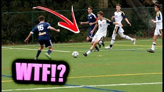 KID FAILS IN *120TH MINUTE* TO LOSE FINALS!! | IRL SCHOOL FOOTBALL / SOCCER HIGHLIGHTS (ep 7)