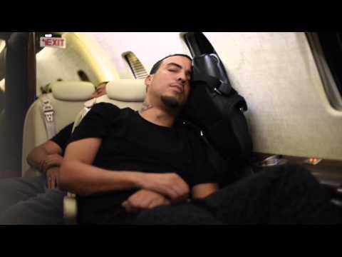 """(Video) French Montana- """"Live From Europe"""" [Vlog]"""