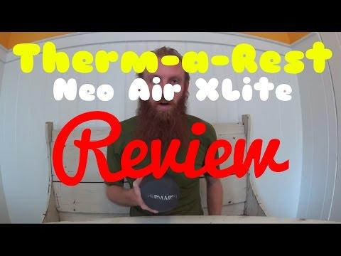 Post Thru Hike - Therm-a-Rest NeoAir XLite Sleeping Pad