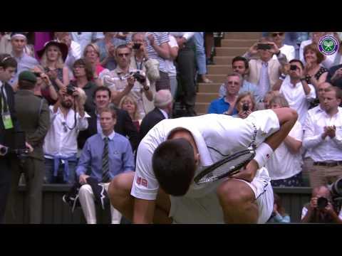 El loco festejo de Djokovic: ¿Por qué lo hizo?