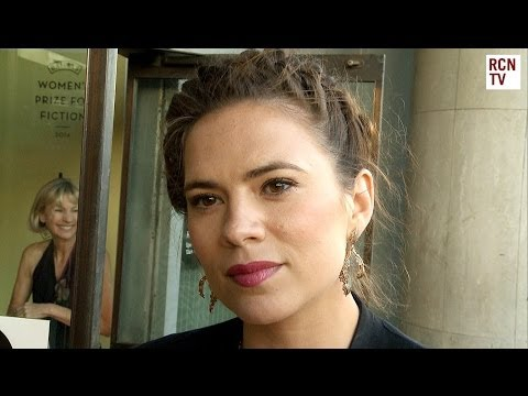 Agent Carter Hayley Atwell Interview
