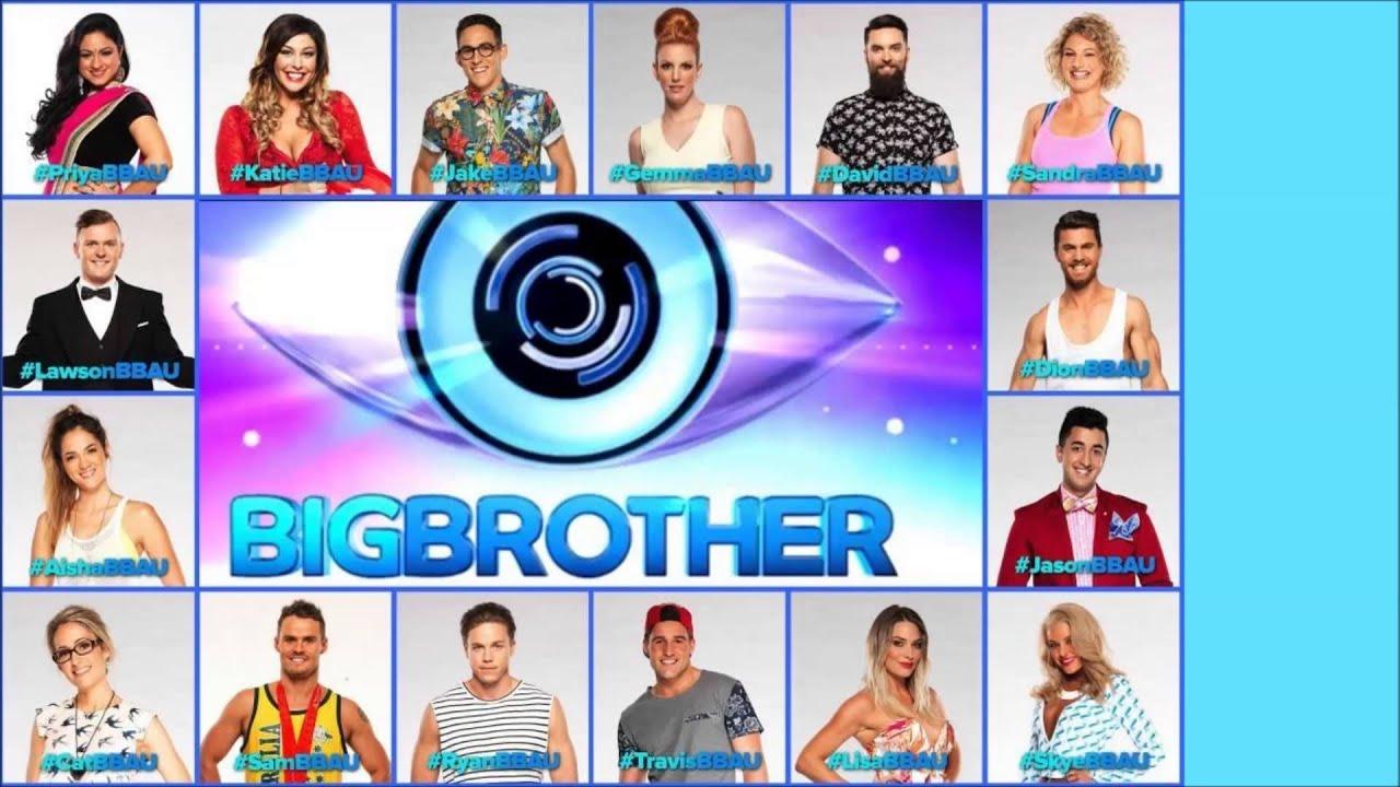 Big Brother Australia - Home | Facebook