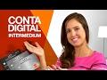Banco Intermedium - Conta digital SEM tarifas e cartão de crédito ZERO anuidade!