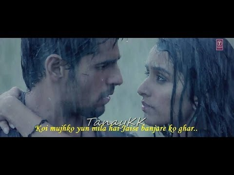 Banjaara Full video with Lyrics on screen HD | Ek Villain Song...