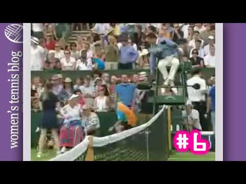Top 10 Moments of 2009 in Women's Tennis