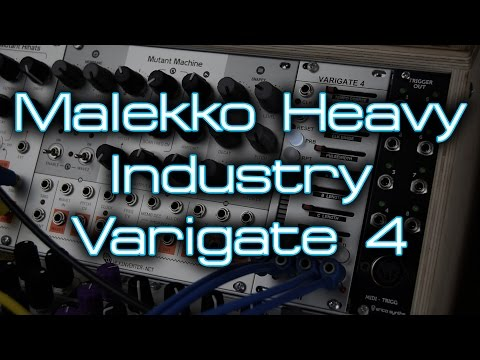 Malekko Heavy Industry - Varigate 4
