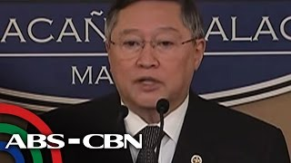 ANC Live: China pledges $9B in aid, loans to Philippines: finance chief