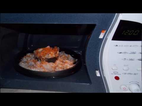 Как приготовить рыбу в микроволновке - видео