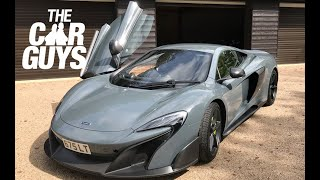 McLaren 675LT - is this the BEST VALUE SUPERCAR in the world?