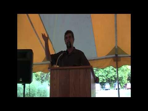 Dr. Gary Paul Nabhan at Seed Savers Exchange Conference & Campout 2013