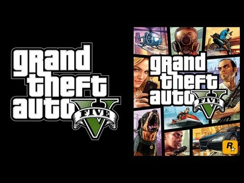 GTA V Official Art Cover (+ 100 Images !)