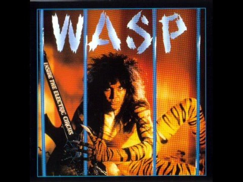 Wasp - Shoot From The Hip