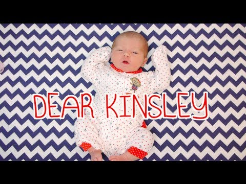 A Dad's Letter To His Newborn Daughter video